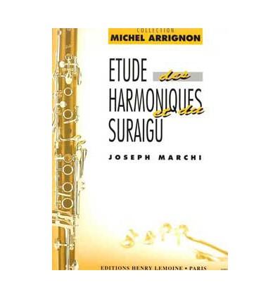 Etude des harmoniques et du suraigu