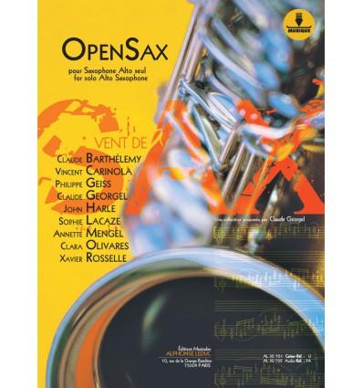 OpenSax