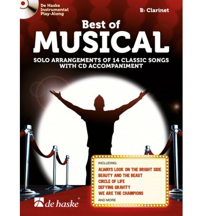 Best of Musical (Clarinet)