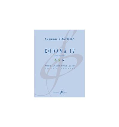 Kodama Iv (Esprit De L'Arbre)