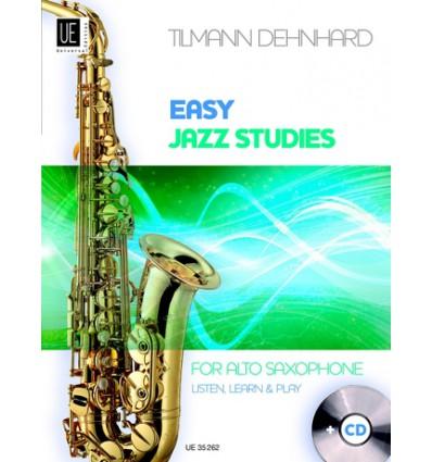 Easy Jazz Studies with CD