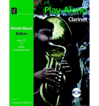 Balkan - Play Along Clarinet