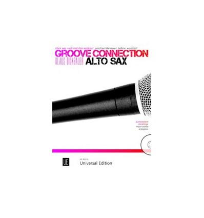 Groove Connection Alto Saxophone