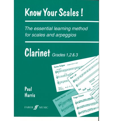 Know your scales grades 1-2-3 (Gammes & arpeges) P...