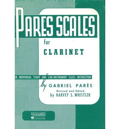 Pares Scales (Hal Leonard-Rubank edition)