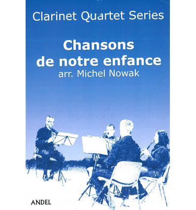 Chansons de notre enfance arr. Michel Nowak