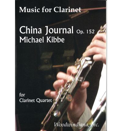 China Journal op.152 (4 Bb clarinets) 1: The Great...
