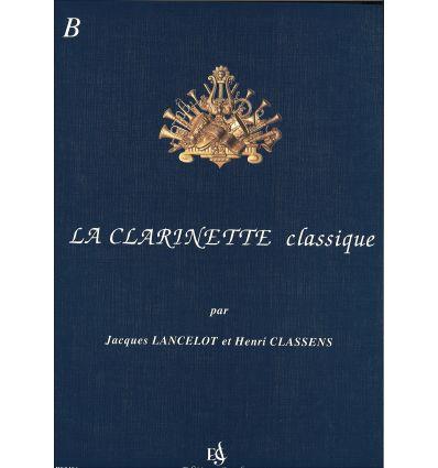 La Clarinette classique Vol.B