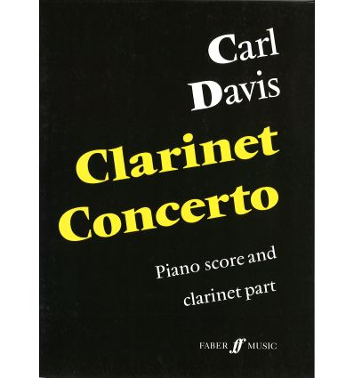 Clarinet concerto (Red. Cl en la & piano)