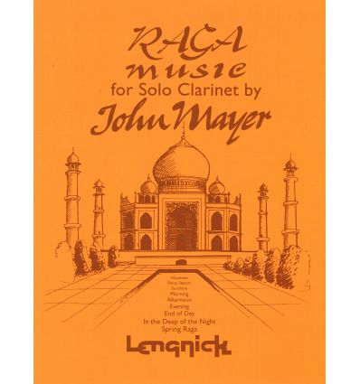 Raga music for solo cl. (ed. Lengnick)