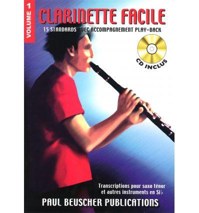 Clarinette facile Sib Vol.1