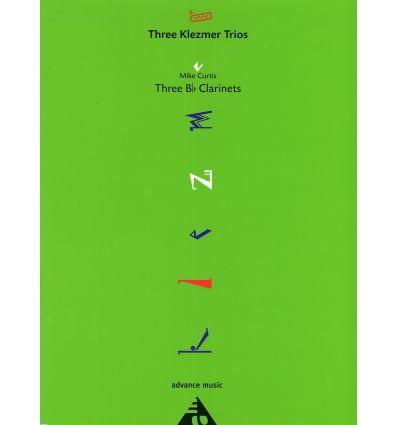 3 Klezmer trios (3 clar.)