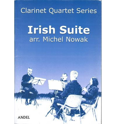 Irish Suite (arr. 4 clarinettes : 3 sib & basse) X...