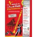 """La 1ère méthode du """"tout petit clarinettiste"""" de Laurent Fléchier"""