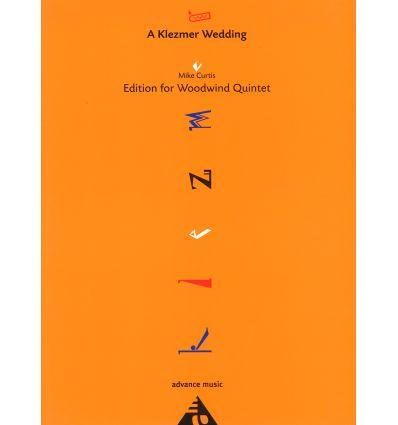 Klezmer wedding (Quintette à vent = wind quintet f...