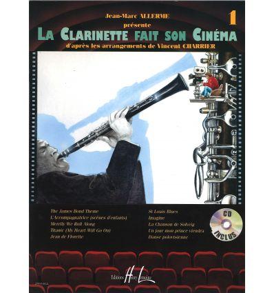 La Clarinette fait son cinéma Vol.1