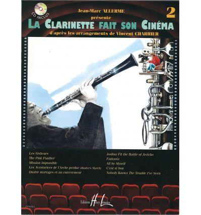La Clarinette fait son cinéma Vol.2