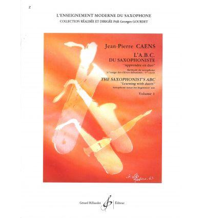 L'Abc Du Saxophoniste Vol.1