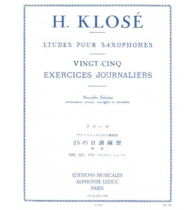 25 exercices journaliers