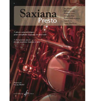 Saxiana Presto