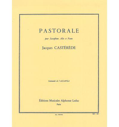 Pastorale (sax alto et piano)