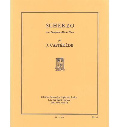 Scherzo (sax alto & piano)
