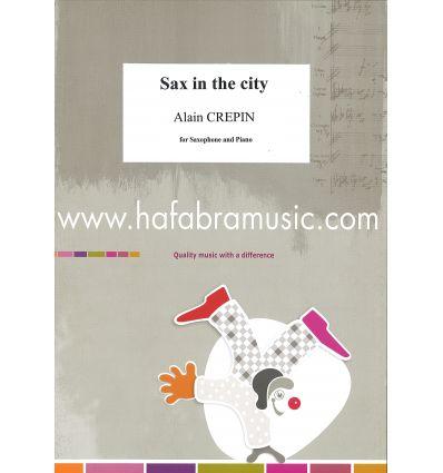 Sax in the City (sax alto et piano) CMF 2017: 2e c...