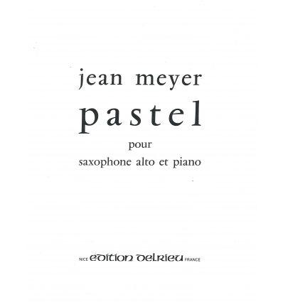 Pastel (Sax & piano)