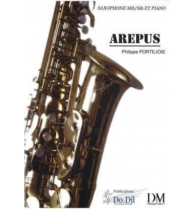 Arepus (sax alto/tenor et piano) CMF 2017: imposé ...