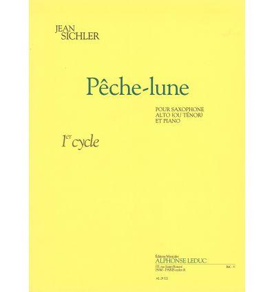 Pêche-Lune (sax alto ou tenor & piano) CMF 2008 si...