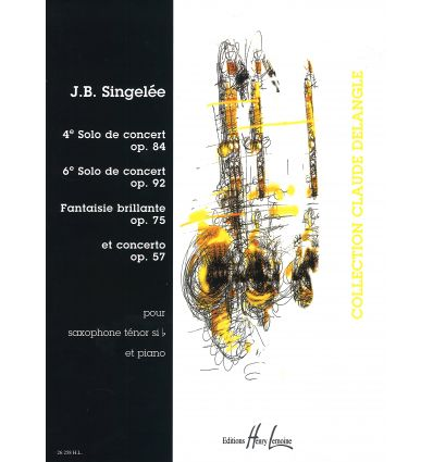 4e et 6e Solos de concert / Fantaisie brillante / Concerto Op.57