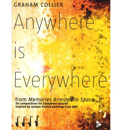 Anywhere is Everuwhere, 1 of 6 compositions for sa...