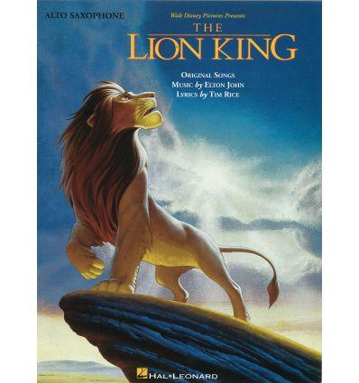 Lion King (Sax seul, 8 chansons du Roi Lion de Wal...
