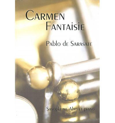 Carmen Fantasie (sax alto et piano, arr. N. Baldeyrou, adap...