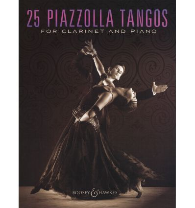 25 Tangos pour clarinette et piano