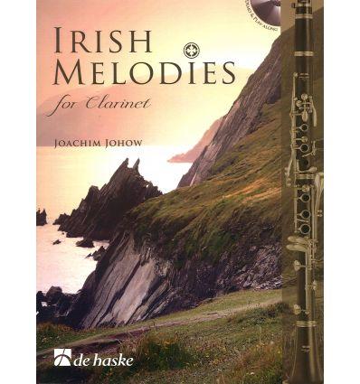Irish Mélodies for clarinette