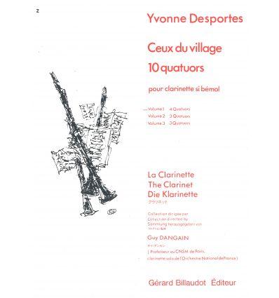 Ceux Du Village Volume 1