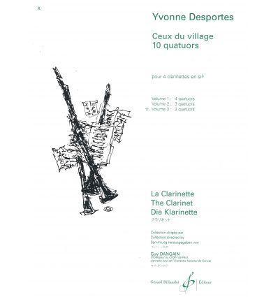 Ceux Du Village Volume 3