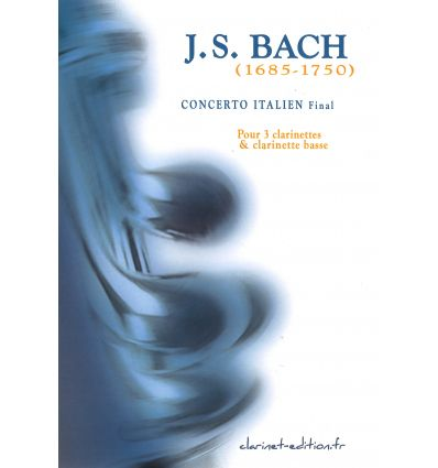 Concerto italien (4 cl. : 3 sib et basse)
