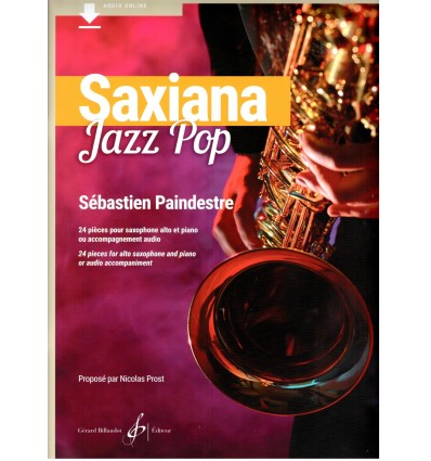 Saxiana Jazz Pops