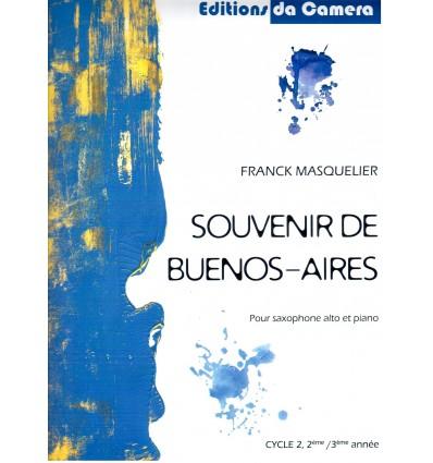 Souvenir de Buenos-Aires