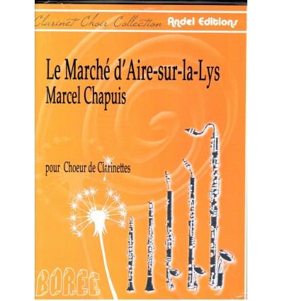 Le Marché d'Aire-sur-la-Lys
