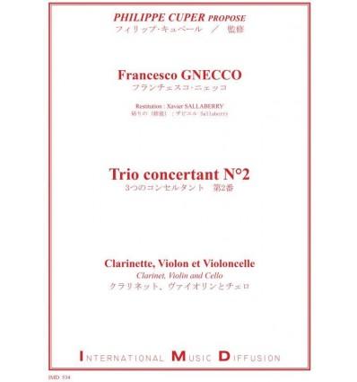 Trio concertant n°2