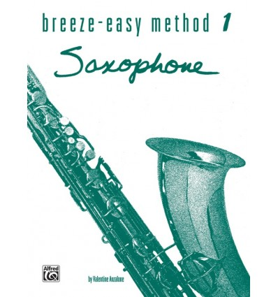 Breeze-Easy Metod Saxophone Vol.1