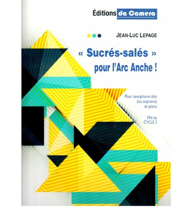 """""""Sucrés-Salés"""" pour l'Arc Anche !"""