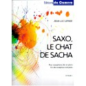 Saxo, le chat de Sacha