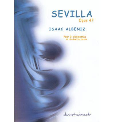 Sevilla (4 clarinettes : 3 sib et basse)
