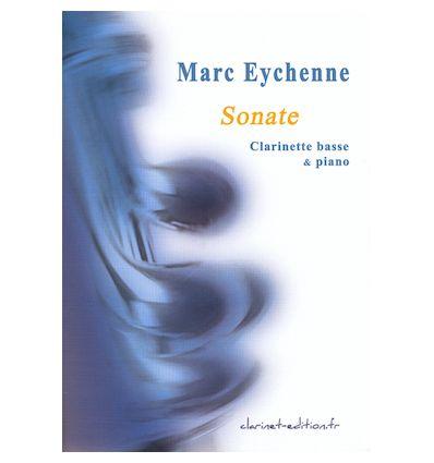 Sonate clarinette basse et piano (2015, publ.2016,...