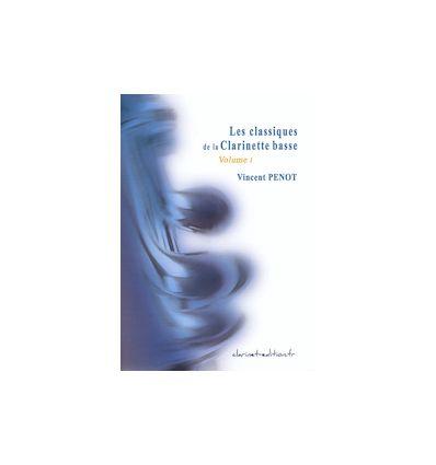 Les classiques clar. basse 1 (transcr) StSaens (Swan,Bn Son....