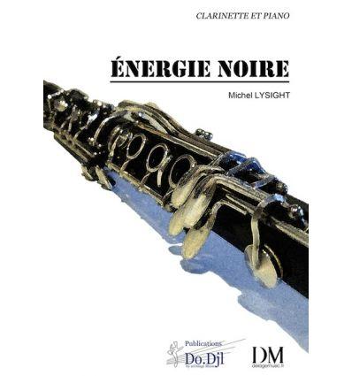 Energie noire (clarinette sib et piano)